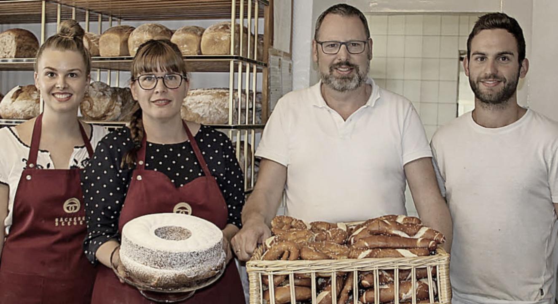 Bäckerei Seeger, Steinen